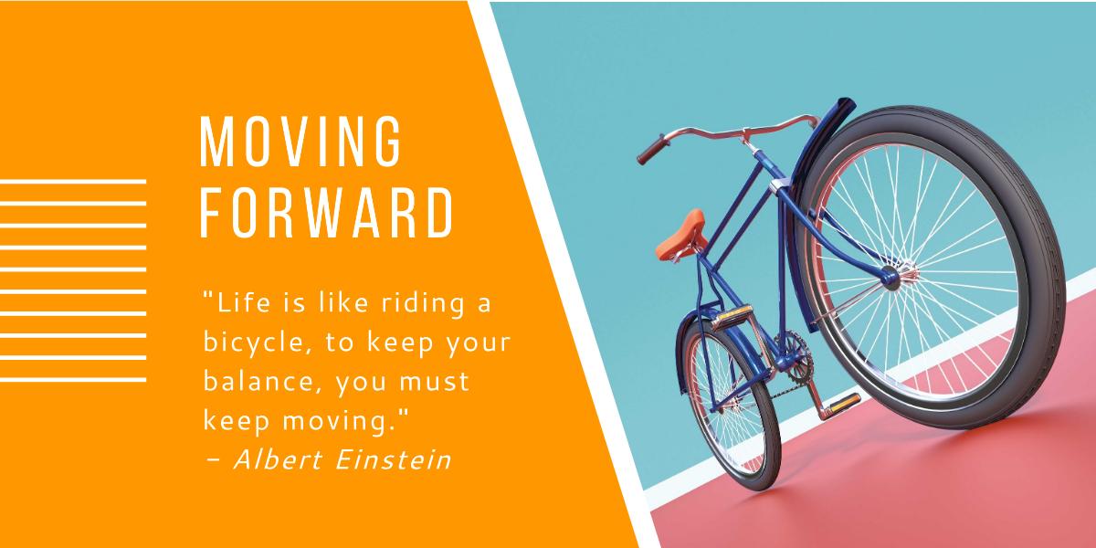 Power of Moving Forward – Feb 2021 Edition