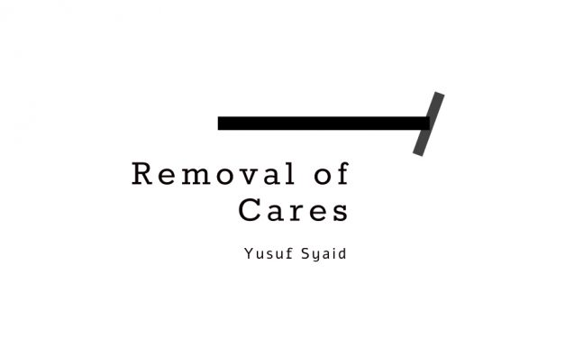 Removal of Cares – Expressions of Gender Equity Project
